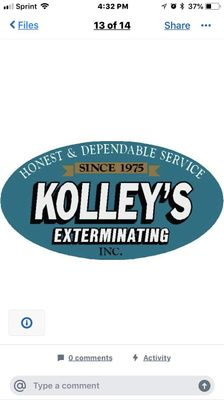 Avatar for Kolley's Exterminating Company Silver Spring, MD Thumbtack