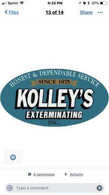 Avatar for Kolley's Exterminating Company