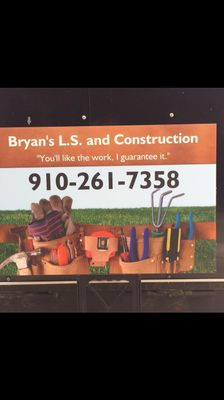 Avatar for Bryan's Landscaping and Construction Fayetteville, NC Thumbtack