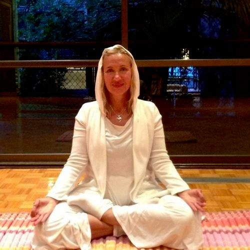 "Kundalini Yoga for Women in Watergate, Emeryville.  ""Svetlana's meditation practice is very deep and healing along with the mandala at the end of each class. She is a gift and I truly appreciate the opportunity to work with her"". Alice Sandu, Emeryville, CA"