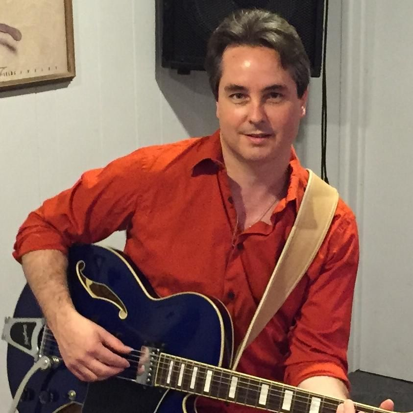 Marc Michaud Diverse Guitar Studio (Livonia MI)