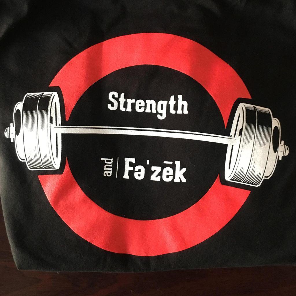 Strength and Fəˈzēk (Arlington,TX)