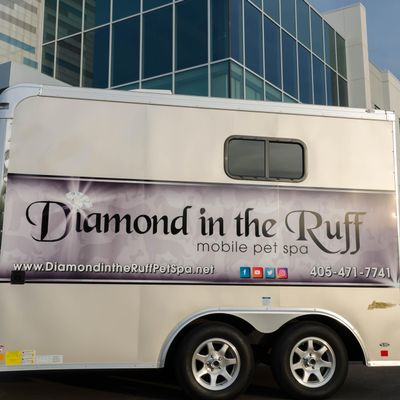 Avatar for Diamond In The Ruff Mobile Pet Spa