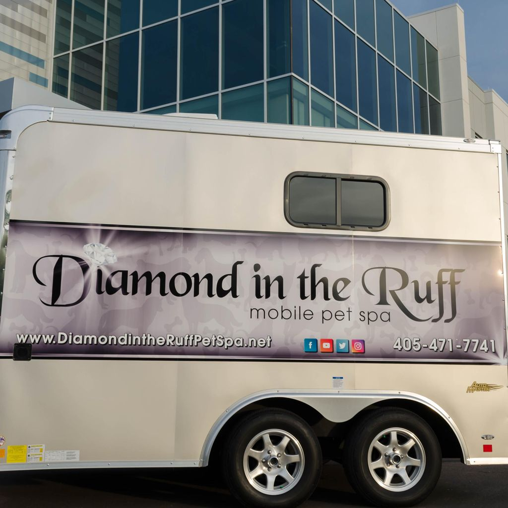 Diamond In The Ruff Mobile Pet Spa