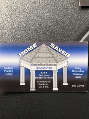 Avatar for Home saver contracting Co.
