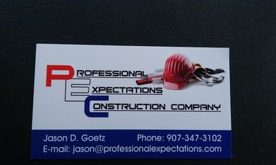 Avatar for Professional Expectations Construction Company