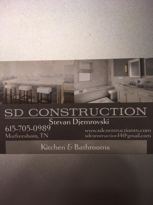 SD Construction LLC