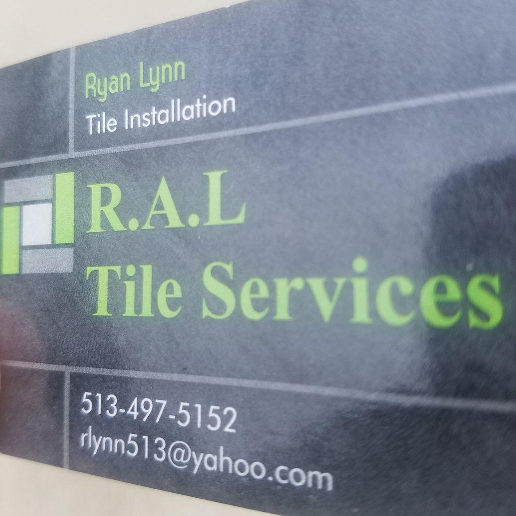R.A.L TILE SERVICES