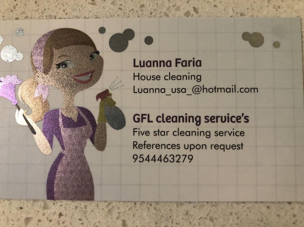 Luanna's cleaning service