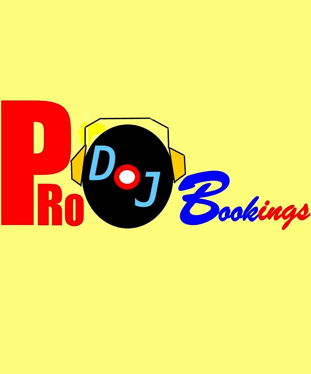 Pro Dj Bookings