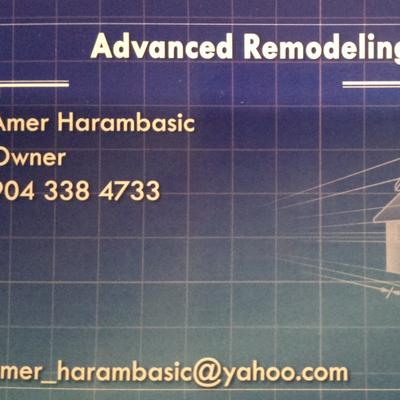 Avatar for Advanced Remodeling & Restorations Inc. Jacksonville, FL Thumbtack