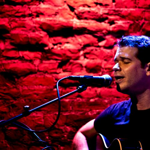 Performing live at Rockwood Music Hall NYC