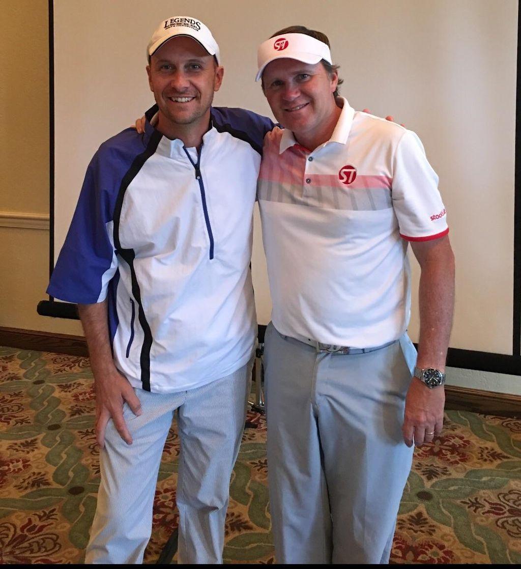 Brad Stecklein Golf Instruction