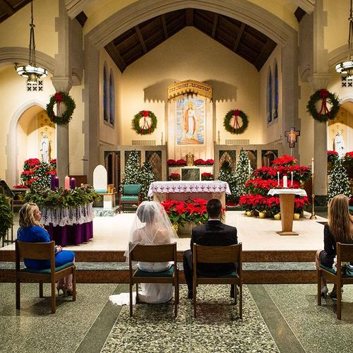 Linda and Christopher - Wedding Ceremony