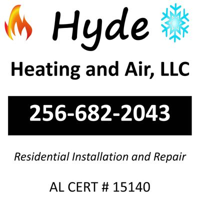 Avatar for Hyde Heating And Air