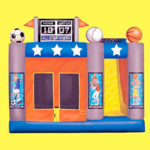 All Star Combo Bouncer$250