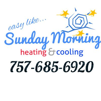 Avatar for Sunday Morning heating and cooling Portsmouth, VA Thumbtack