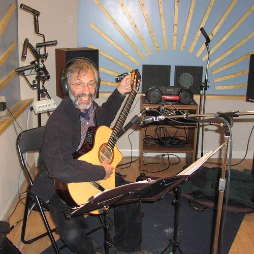 Classical Guitar with Carl Kamp.