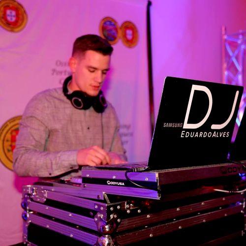 DJ Eduardo Alves, owner.
