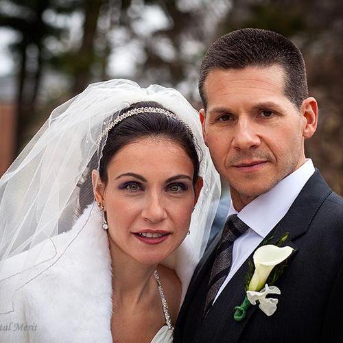 Linda and Christopher