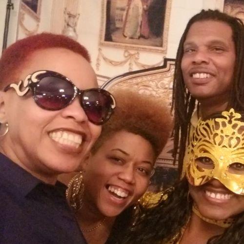 Private Masquerade Party