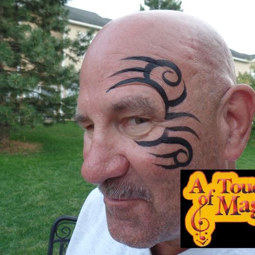 Face Painting in Minneapolis is popular for All Ages!