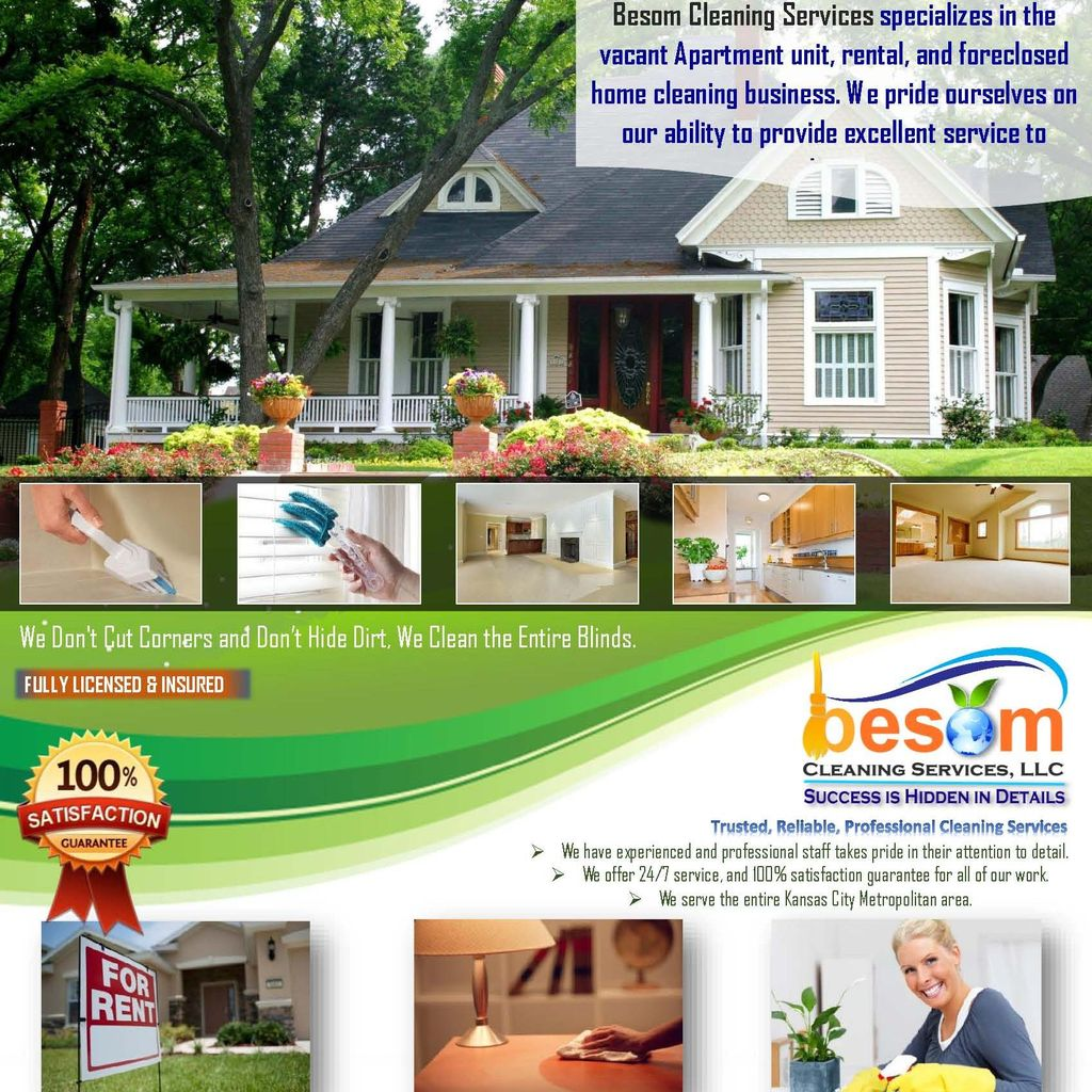 Besom Cleaning Services, LLC