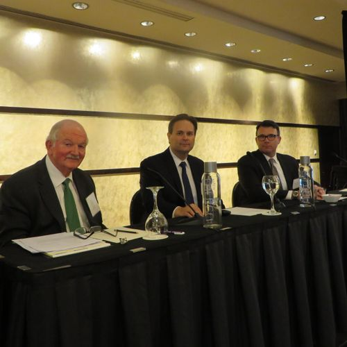 SERAPH CEO Dale Yeager panel moderator at the TASA Group - Legal Intelligencer Litigation Summit