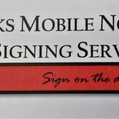 Avatar for Hicks Mobile Notary & Signing Services