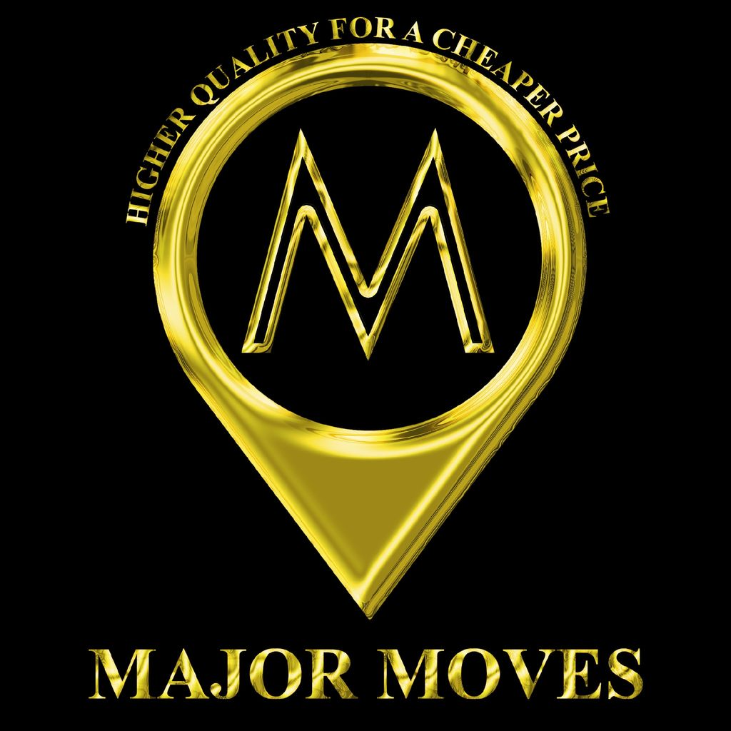 Major Moves Moving & Storage LLC