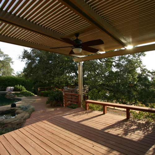 Patio Covers & Decking