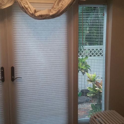 blinds installed