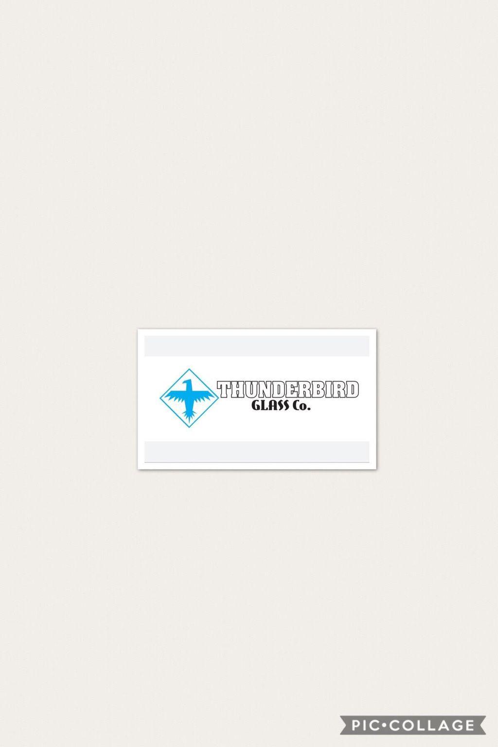 Thunderbird Glass Co