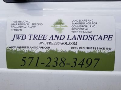 Avatar for jwb tree and landscape Alexandria, VA Thumbtack