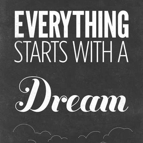 Dream Success!