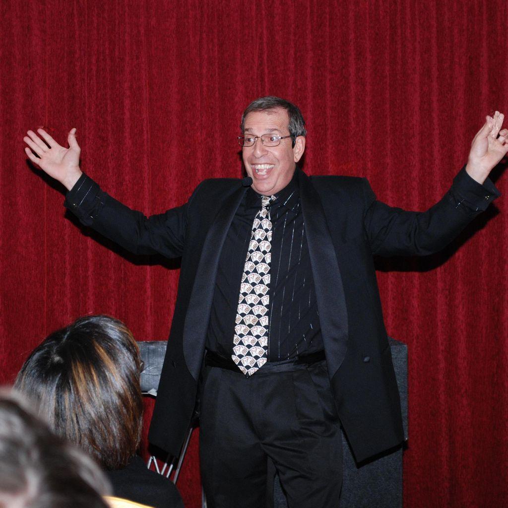 Alan Leeds: Bay Area Magical Entertainment