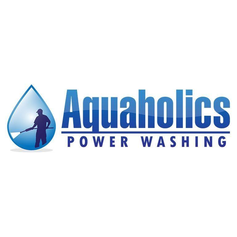 Aquaholics power washing