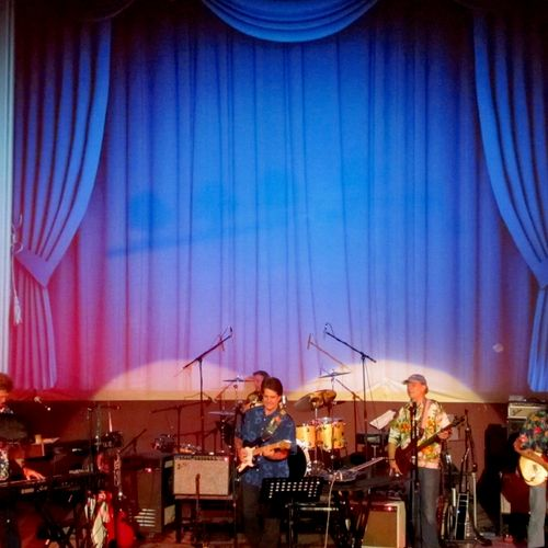 Rick and his band performing live at Stargazers in Colorado Springs.