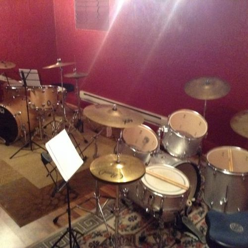 This is my home studio