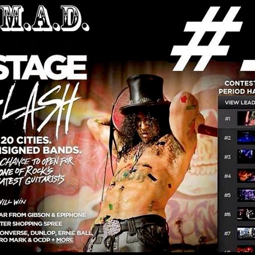 Voted #1 in Slash Competition