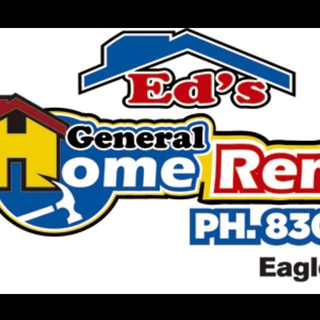 Ed's General Home Repair / Remodel / Construction