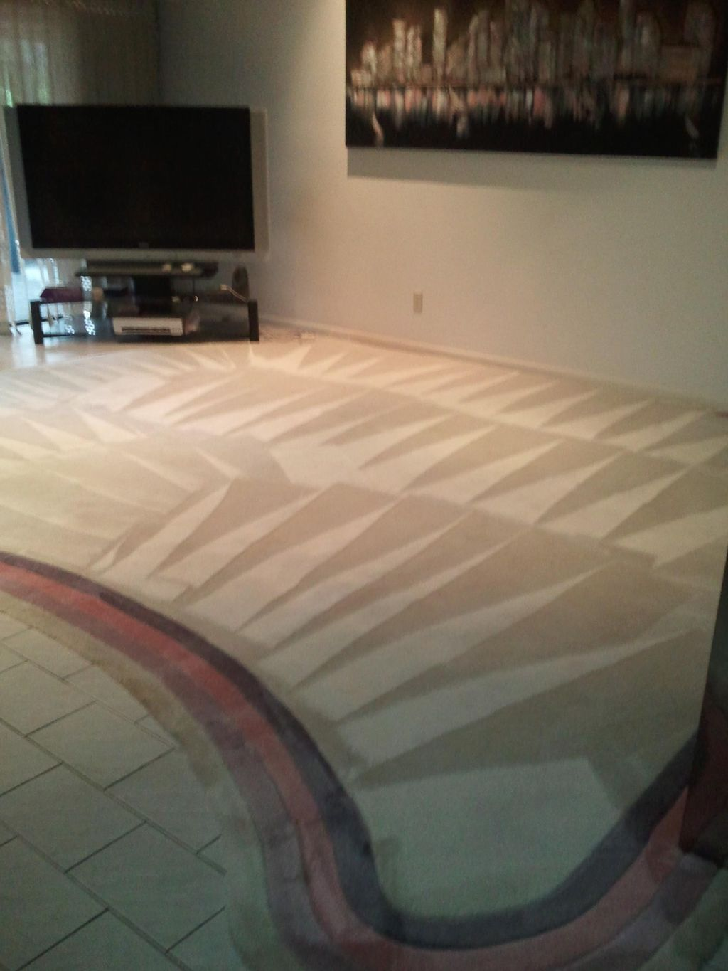 CLEANLOOK CARPET AND TILE