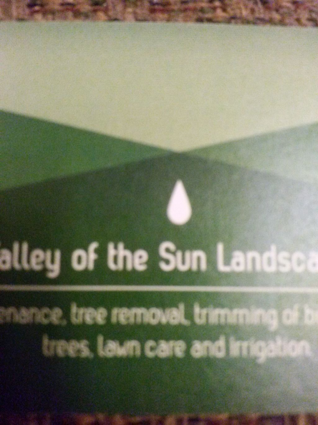 Valley of the Sun Landscaping