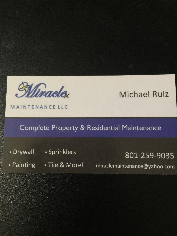 Miracle Maintenance LLC