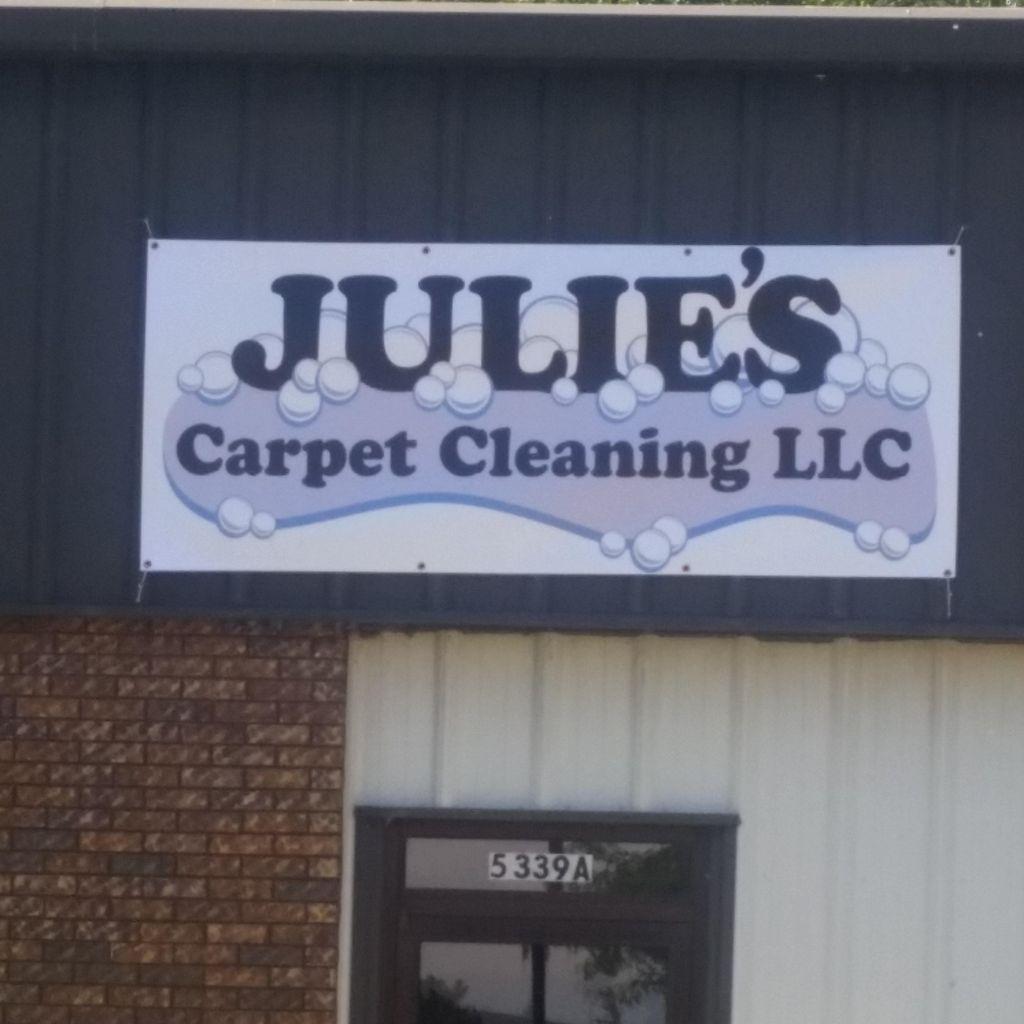 Julie's Carpet Cleaning LLC