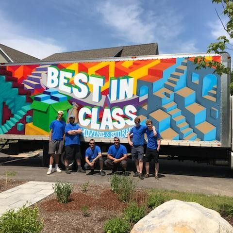 Best In Class Moving & Storage