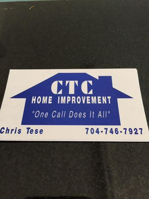 Avatar for Chris Tese Mooresville, NC Thumbtack