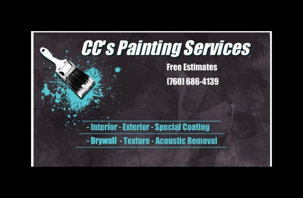 CC's Painting Services