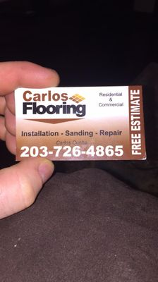 Avatar for Carlos Flooring Bridgeport, CT Thumbtack