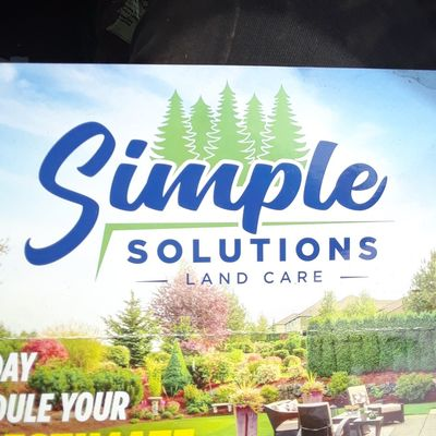 Avatar for Simple Solutions Landcare, LLC Portland, OR Thumbtack